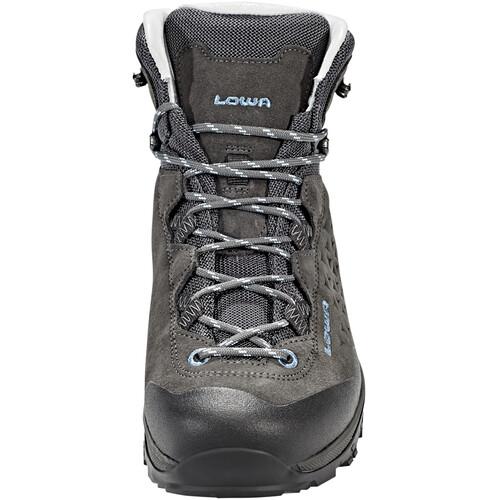 Lowa Sassa LL - Chaussures Femme - gris sur campz.fr !